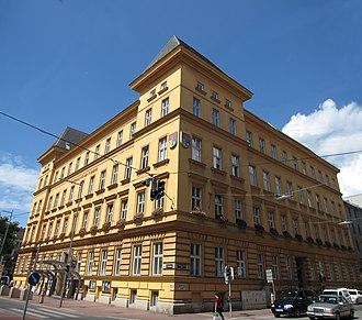 Hernals - District Office.