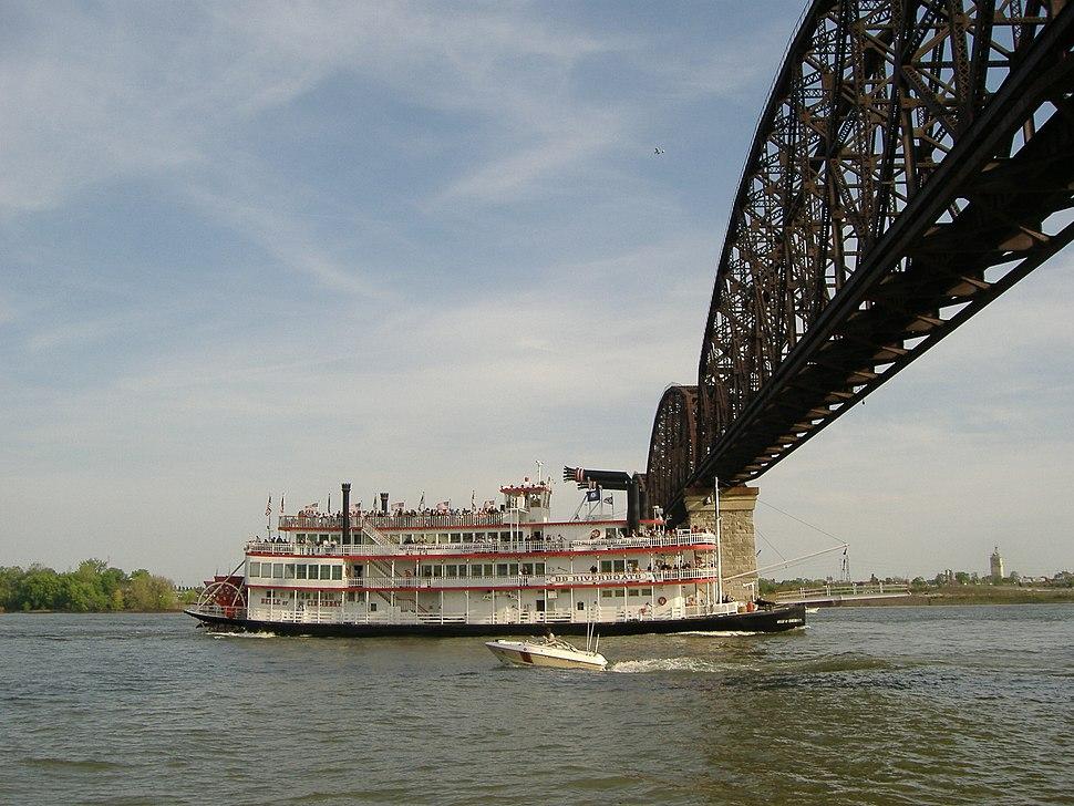 Big 4 Bridge Belle of Cincinnati