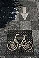 Bike lane - panoramio.jpg