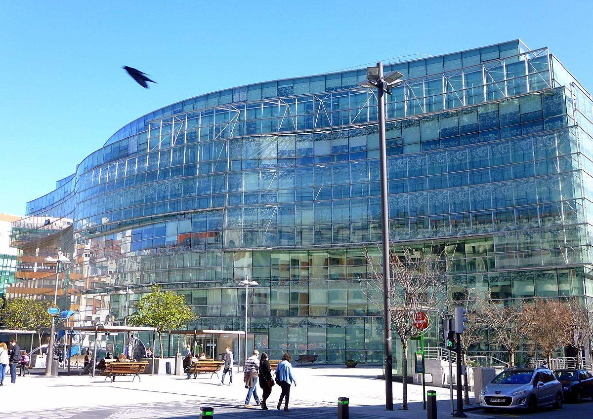 Edificio plaza bizkaia wikipedia la enciclopedia libre for Imq oficinas centrales bilbao bilbao
