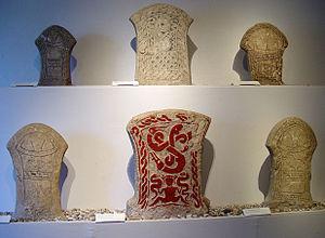 Picture stone - Image: Bildstein Fornsalen 02