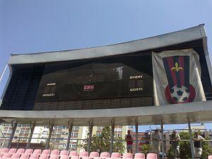 Bilino Polje Stadium - Image: Bilino Polje 5