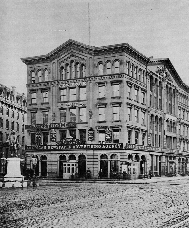 Bill, Charles K. - Das Times Gebäude (Zeno Fotografie)