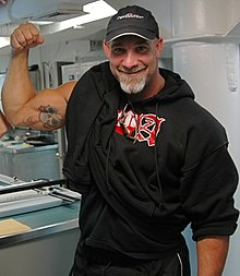 Goldberg on a ship