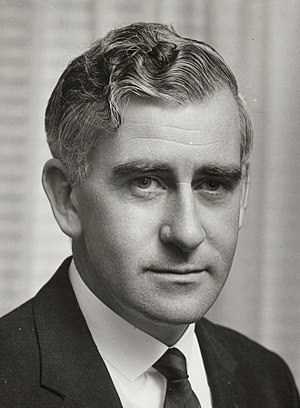Liberal Party of Australia leadership election, 1968 - Image: Billy Snedden