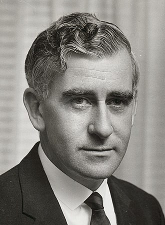 Billy Snedden - Snedden in 1967