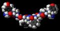 Biphalin molecule spacefill.png