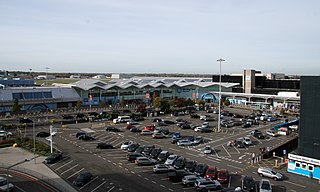 Birmingham Airport airport in Bickenhill, West Midlands