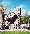 Birr Observatory telescope - geograph.org.uk - 257854.jpg