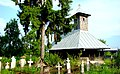 Biserica de lemn Sf.Nicolae din Mănăilești-Moșteni.jpg