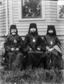 Bishop Raphael of Syrian Orthodox Church, Most Rev. Archbishop Platon Head of Russian Church in N. Am., Bishop Alexander of Alaska.png