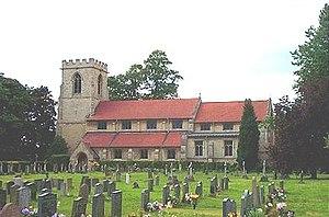 Bishopthorpe - Image: Bishopthorpe, St Andrew's Church geograph.org.uk 229592