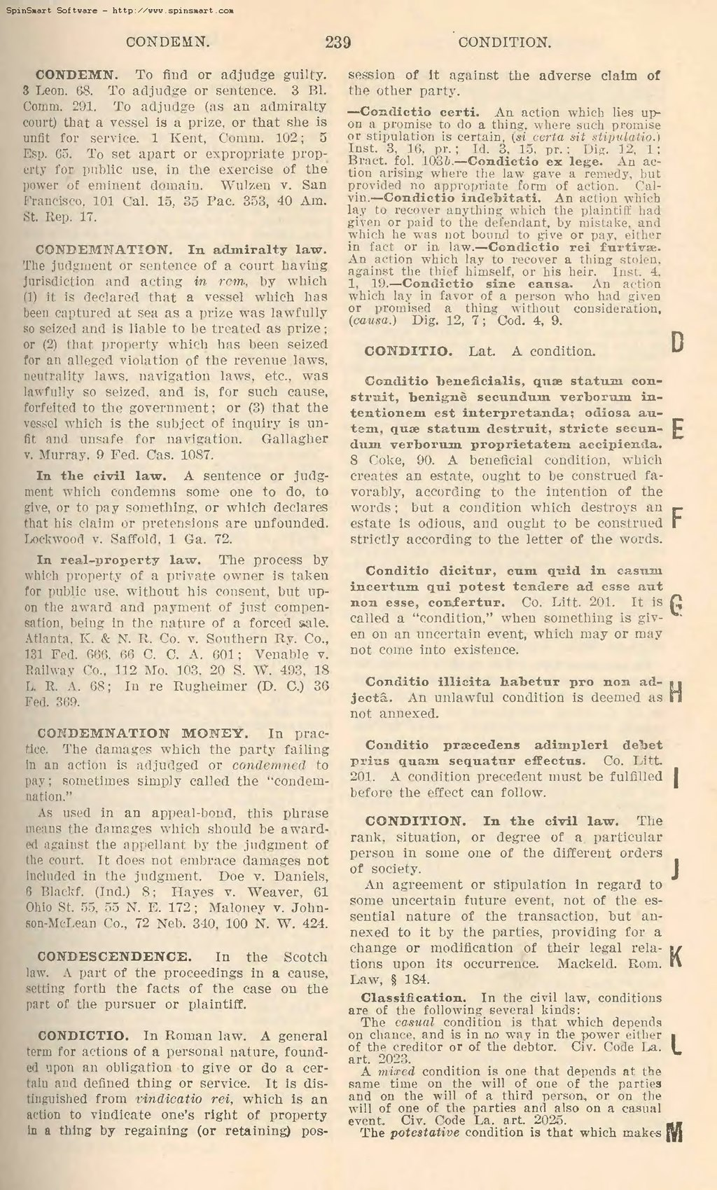 Page:Black's Law Dictionary (Second Edition) djvu/247
