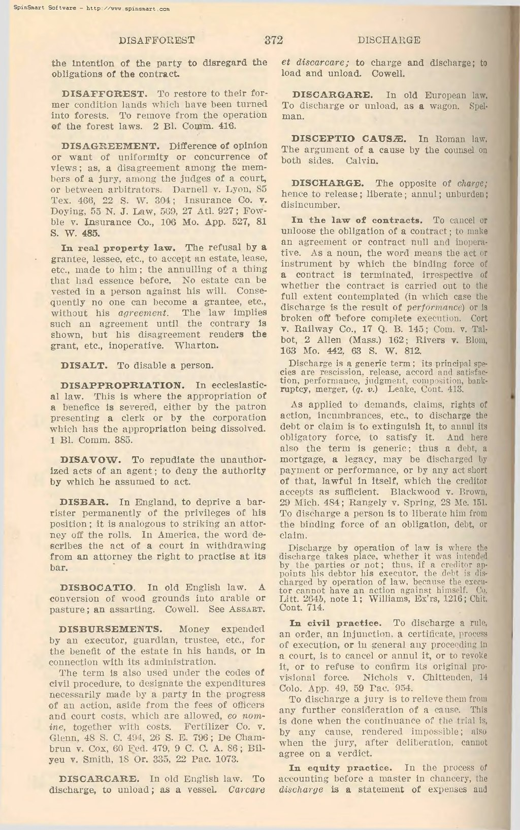 Page:Black's Law Dictionary (Second Edition) djvu/380