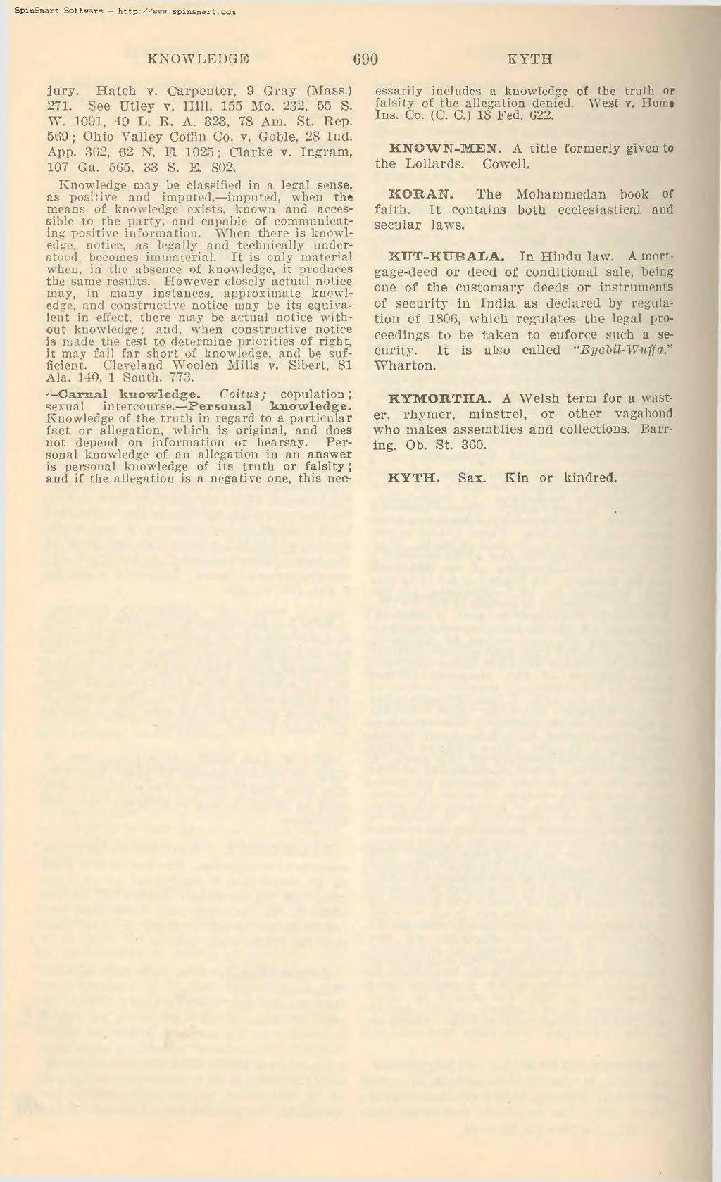 PageBlacks Law Dictionary Second Editiondjvu 698