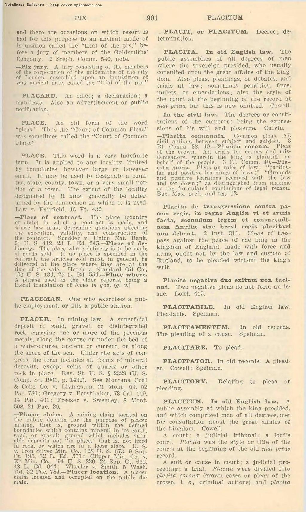 Pageblacks Law Dictionary Second Editiondjvu909 Wikisource