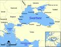 Black Sea map Afrikaans.png