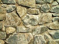 Piedra wikipedia la enciclopedia libre - Tipos de mamposteria de piedra ...
