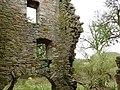 Blacksyke Tower, view of south wall interior. Caprington, East Ayrshire.jpg