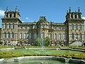 Blenheim Palace, Viewed from the Garden - geograph.org.uk - 211695.jpg