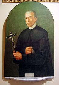 Blessed Domenico Lentini - Addolorata - Maratea - Italy 2015.JPG