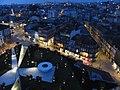 Blick über Porto bei Nacht (vom Torre dos Clérigos) (14027687283).jpg
