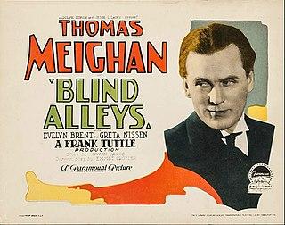 <i>Blind Alleys</i> (film) 1927 film