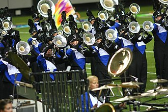 Blue Knights Drum and Bugle Corps - The Blue Knights, 2008