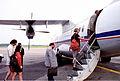 Boarding Eurowings ATR 42 D-BCRM@PAD;11.08.1995 (5491927134).jpg