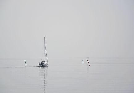 Boat in Skillinge, Sweden