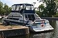 Boats moored at Frankford, Lock 6, Ontario 7218 (7612822874).jpg