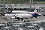 Boeing 737-8K5(WL) SunExpress TC-SNY (9296360233).jpg