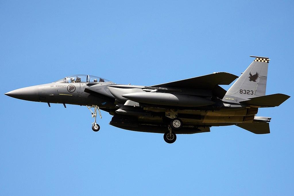 F 15 Singapura File:Boeing F-15SG Str...