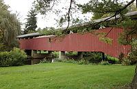Bogert's Bridge East Side