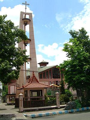 Bojonegoro Regency - St. Paul Catholic Church