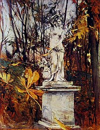 Boldini, Statue in the Park of Versaille.jpg