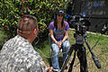 Bonnie-Jill Laflin visits troops in Haiti DVIDS266869.jpg