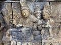Borobudur - Divyavadana - 091 N (detail 3) (11705920854).jpg