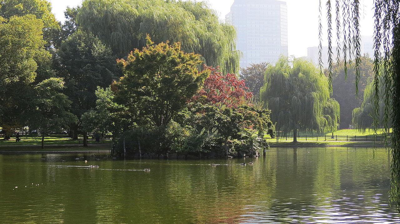 File Boston Public Garden Massachusetts 493484