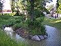 Botič, revitalizace u Kozinova náměstí.jpg