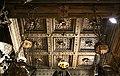 Bottega di Luca della Robbia, soffitto mosaicato della cappella dell'annunziata, 1447-48, 02.jpg