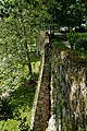 Boulogne-sur-Mer - Ville Haute - Rampart of Fortifications - View SW II.jpg