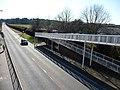 Bournemouth , Boundary Road and Footbridge - geograph.org.uk - 1745444.jpg