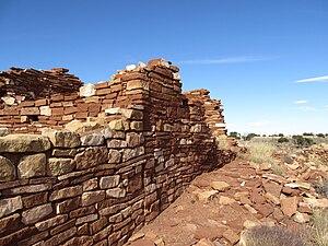 Sinagua - Lomaki Ruins, Wupatki National Monument