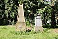 Brühl Alte Grabstelen Jüdischer Friedhof.JPG