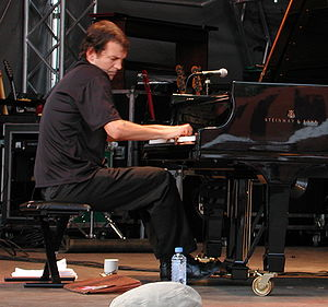 Brad Mehldau - Mehldau in 2001