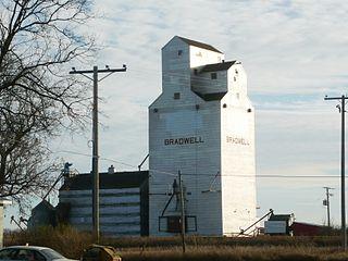 Bradwell, Saskatchewan Village in Saskatchewan, Canada
