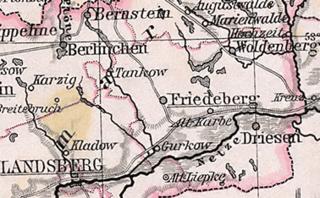 Landkreis Friedeberg Nm.