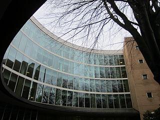 Branford Price Millar Library University library in Portland, Oregon
