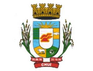 Chuí - Image: Brasão Chuí
